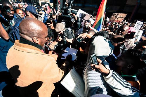 Signing the memorandum by S:P:S