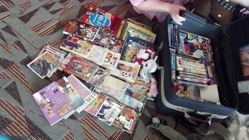Manga Trading at Otakon 2012