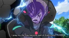 Gundam AGE 2 Episode 28 Chaos in the Earth Sphere Youtube Gundam PH (23)