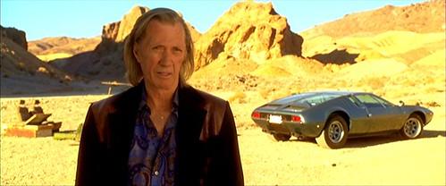 Cinematic Cars 1969 De Tomaso Mangusta In Kill Bill Vol