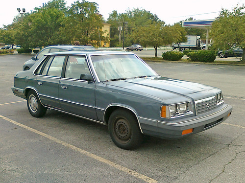 1987 Plymouth Caravelle SE