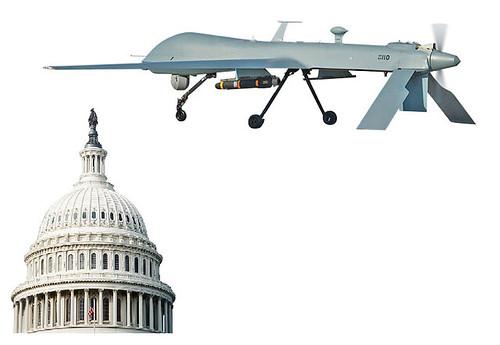 Remote Control: Congressional Drone Caucus