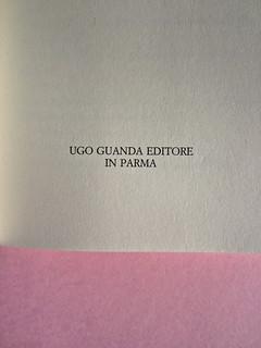Roddy Doyle. Non solo a Natale, Guanda 2012. Disegno e grafica di copertina: Guido Scarabottolo. Frontespizio (part.), 1