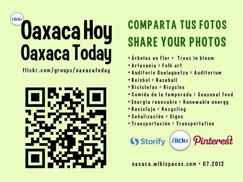 Oaxaca Hoy = Oaxaca Today