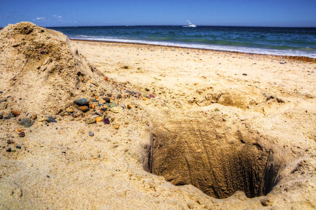 Sand Fortress III