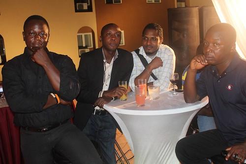 Spinlet launch in Ghana