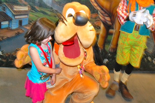 Is Pluto really who he says he is?
