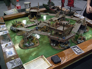 Freebooter's Fate Demo at Salute 2012