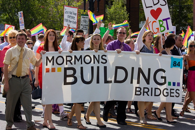 Mormons Building Bridges