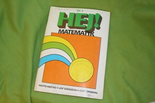 Hej! Matematik åk 3