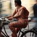 Biking Milano