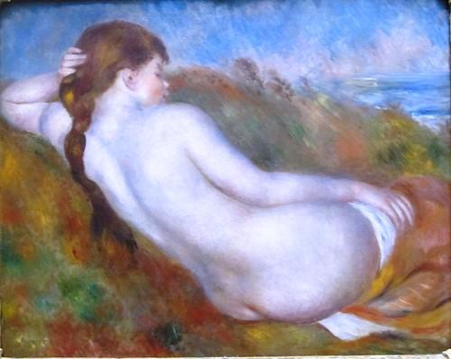 Un desnudo de Renoir