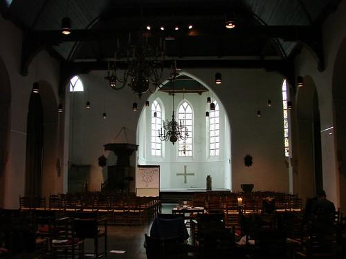 Geertekerk Interior