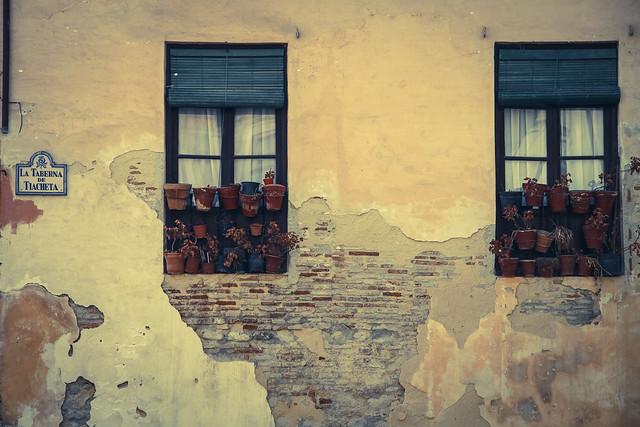 Windows @ Granada, Spain