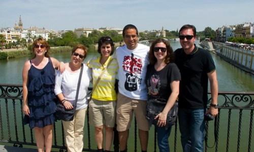 Turismo con buenos amigos