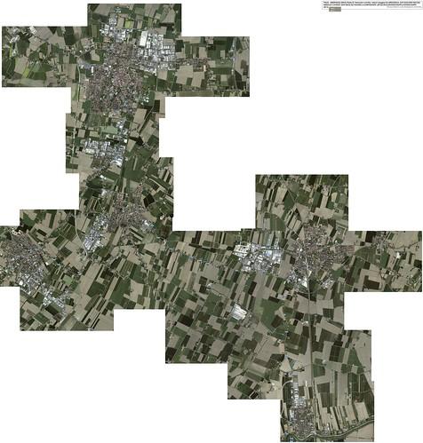 ITALIA - EMERGENZA EMILIA (Parte 2): Terremoto in Emilia, I danni maggiori fra MIRANDOLA, SAN GIACOMO ROCOLE, MEDOLLA, CAVEZZO, SAN FELICE SUL PANARO, e COMPOSANTO  (29/05/2012) [GOOGLE MAPS & GOOGLE EARTH 2011]. by Martin G. Conde