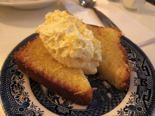 Nancy Newman's Soggy Lemon Drizzle Cake