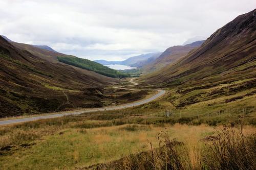 Loch Maree lookout