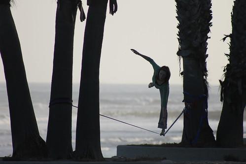 Balancing...or not
