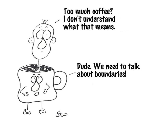 Too Much Coffee Again