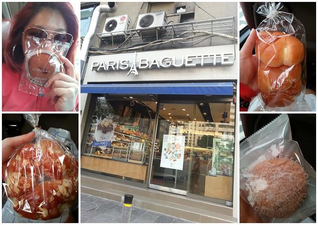 Paris Baguette in Korea