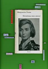 Marguerite Duras, Hiroshima mon amour, Einaudi 1965 (i coralli 210). prima di sovracoperta