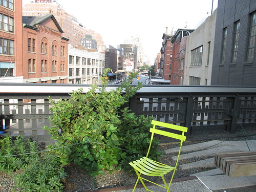 High Line, Meatpacking District. NYC, Nueva York