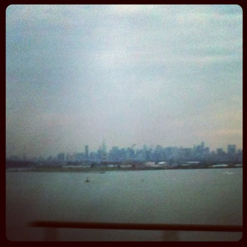 Hello, New York.