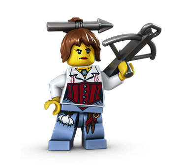 LEGO Monster Fighters Ann Lee