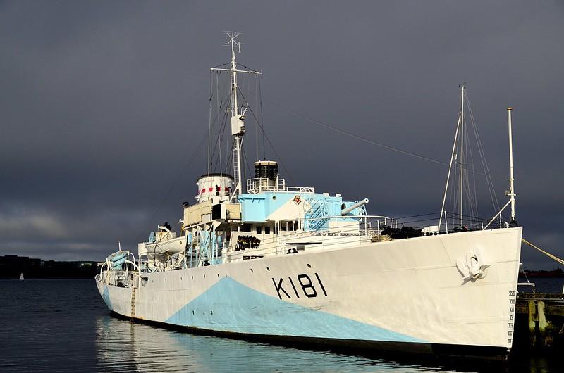 Canada WWII Navy