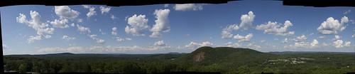 Sleeping Giant panorama