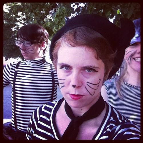 Team Henri the Depressed French Cat