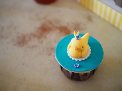 Chick cupcake, Delectable by Su, Midvalley City, Kuala Lumpur