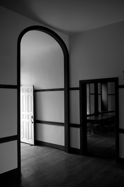 Light and Door