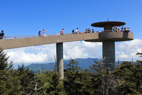 Clingman's Dome by waterfallshiker