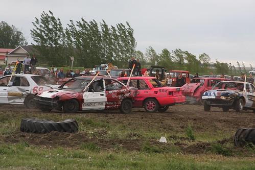 Mini demolition derby