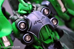 1-100 Kshatriya Neograde Version Colored Cast Resin Kit Straight Build Review (102)