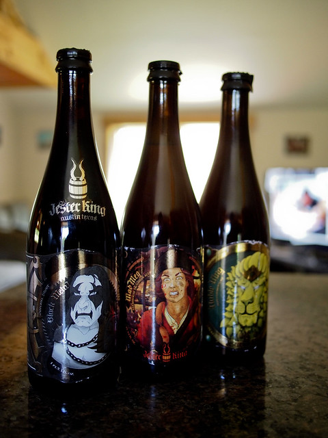 Beer Trade: Jester King's Black Metal, Mad Meg and Noble King