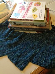 Yarn along June 27