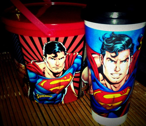 KFC Justice League Superman Tumbler