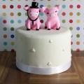 Custom pig wedding cake toppers flickr photo sharing