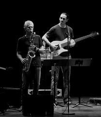 Bob Mintzer and Felix Pastorius Of The Yellowjackets
