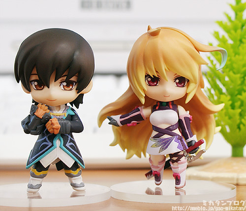 Jude Mathis and Milla Maxwell (Tales of Xillia)