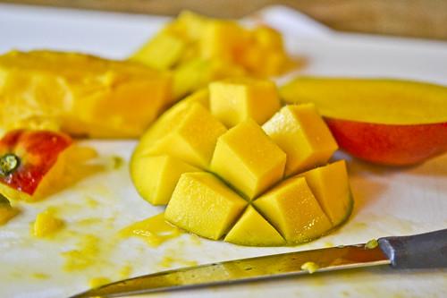 Peach Mango Smoothie 10