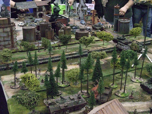Impressive wargame demo at Salute 2012