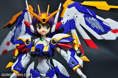 Armor Girls Project MS Girl Wing Gundam (EW Version) Review Unboxing (75)