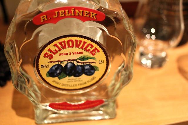 Sunday: booze from Prague