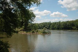 Ninety-Nine Islands Dam Access