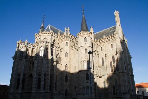 Palacio Episcopal de Astorga 20120516-IMG_1745