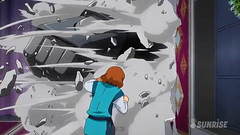 Gundam AGE 3 Episode 38 Kio The Fugitive Youtube Gundam PH (41)
